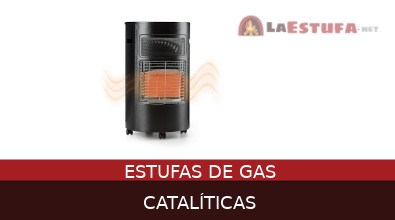 estufa de gas catalitica