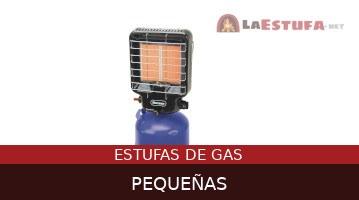 Estufas de Gas Pequeñas