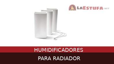 Humidificadores para radiador