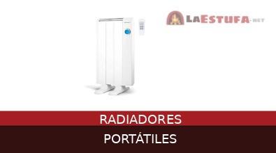 Radiadores portátiles