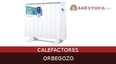 Calefactores Orbegozo