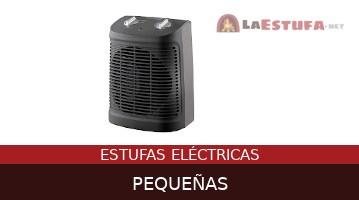 Estufas Eléctricas Pequeñas