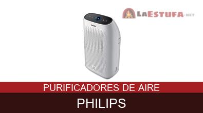 Purificadores de aire Philips